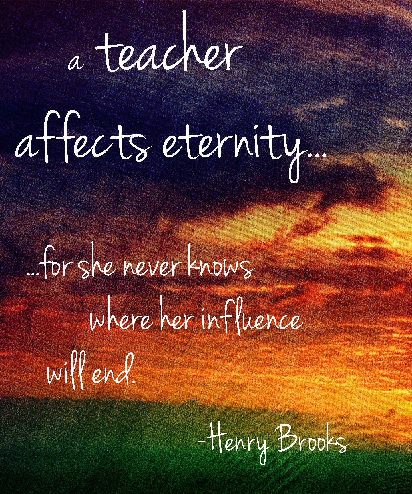 Student Thanking Teacher Quotes: For The Teachers: Thank You